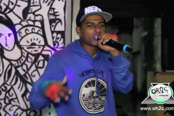 "Vídeo do Rapper Gigio - Undergrafia Baixada - (Família D.N.A) - ""Single"""