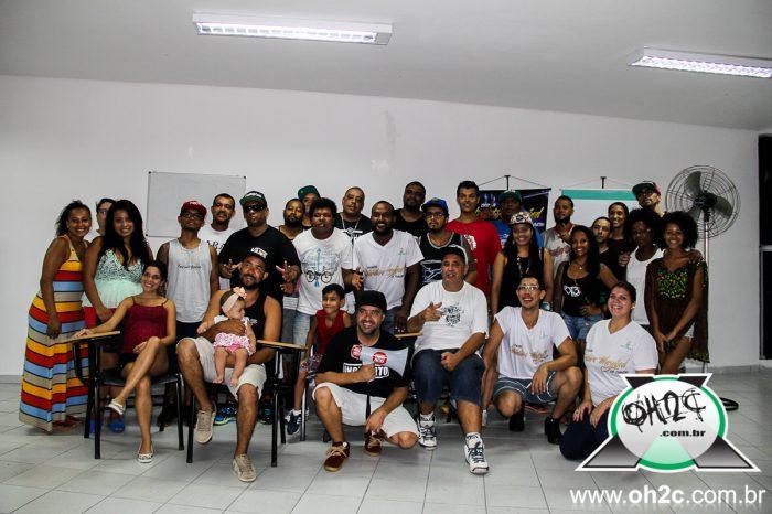 Encontro de Literatura Marginal - Cubatão / SP - 03/04/2016