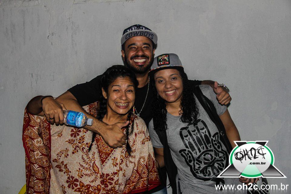 Coletivo 1 DIA DE RAP - Colégio Zenon ( Fabril ) - Cubatão / SP - 06/03/2016