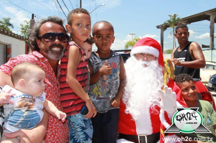 15 Mostra de Graffiti e Natal Hip Hop Solidário da SRB - Guarujá / SP - 20/12/2014