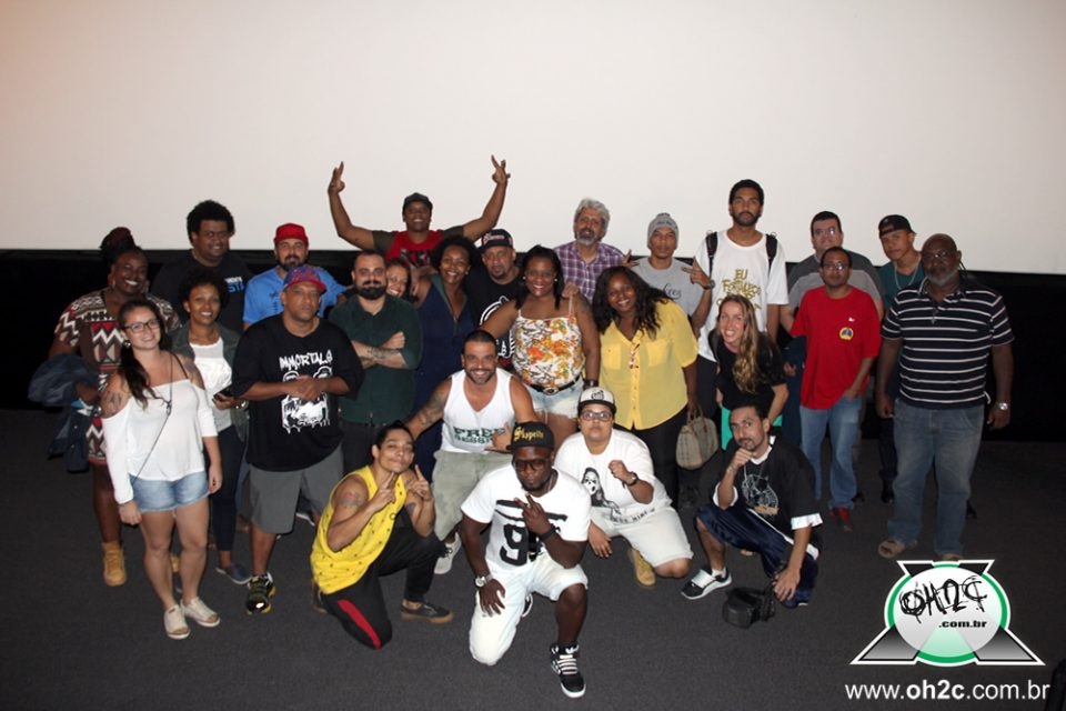 """Culturamente Santista 2015 - """" Hip Hop """" Suas origens e Trajetórias Sobre o Tempo - Shopping Pátio Iporanga - Santos / SP - 10/11/2015"""