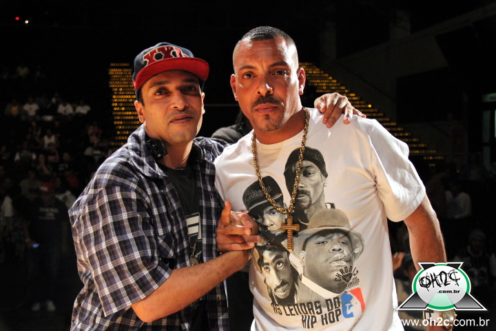 Encontro Metropolitano de Hip Hop Baixada 2015 - Sesc - Santos / SP - 24/10/2015