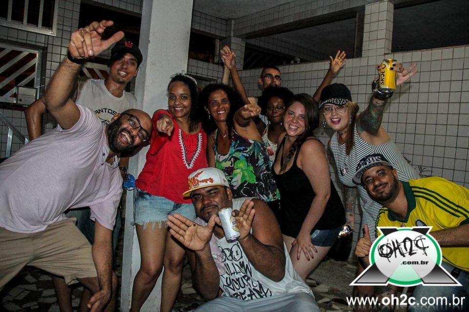 Festa dos Amigos #T_Rex - São Vicente - 10/04/2016