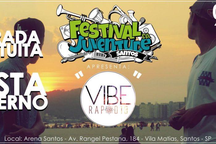 2º Edição do Festival da Juventude de Santos/SP