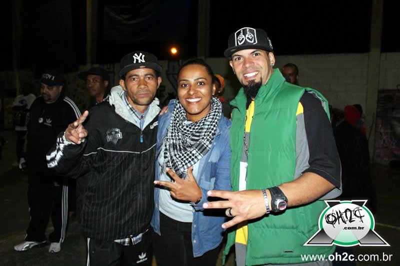 """3ª Edição do Projeto """"Hip Hop de Todos os Tempos"""" - Guarujá / SP - 04/07/2015"""