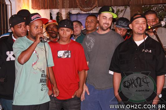 Fotos do Lançamento do CD do Rapper Pelé (RO3P) Praia Grande / SP - (Clique e Compartilhe)