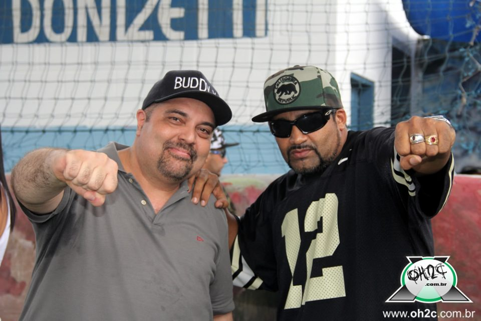 16º Mostra de Graffiti e Festa de Natal do Hip Hop da SRB - Guarujá - 19/12/2015