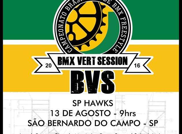 É dia 13/08 o 1º Campeonato Brasileiro de BMX Vertical em S.B do Campo/SP - (Clique e Compartilhe)