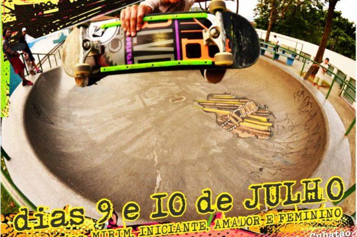 É dia 09 e 10 de Julho o 1º Campeonato de Skate Bowl Cubatão 2016 - (Clique e Compartilhem)