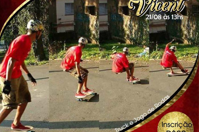 A Toca Skate Plaza Apresenta: Best Long Vicent - (Clique e Compartilhe)