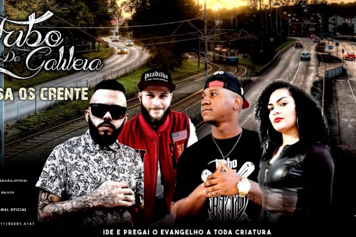 Lançamento - TRIBO DA GALILÉIA - Avisa os Crente - Feat. DJBOLA8 RC - (Aperte o Play)