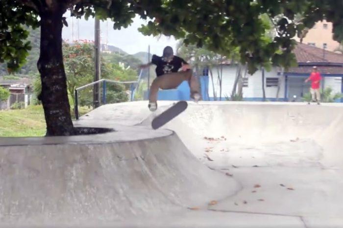 Legendários Skate Shop - Divulga Vídeo do Atleta Tales Ribeiro em Mongaguá- (Confira Abaixo)