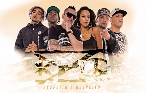 """Pré-venda do CD de Retorno do RZO """"Rapaziada da Zona Oeste"""""""