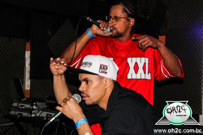 """Fotos do Lançamento do EP do Grupo de Rap Visão do Morro """"De Volta no Jogo"""" no Bujas - Santos/SP 13/08/16- (Clique e Compartilhe)"""