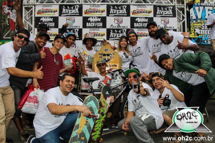 Fotos da 1º Etapa do 16° Circuito AVERA de Skate Vicentino 2016 - (Clique e Compartilhe)