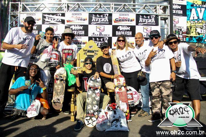 Fotos da 2ª Etapa da 16° Edição do Circuito AVERA de Skate Vicentino 2016 - São Vicente/SP - (Clique e Compartilhe)