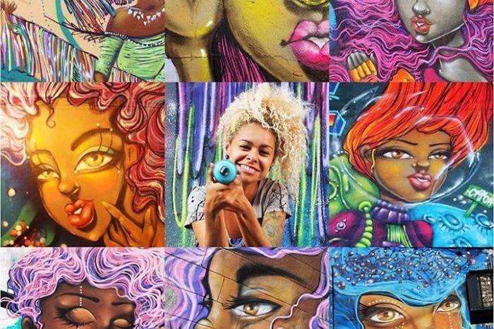 Crica e o Universo do Graffiti - Encontro Imperdível para quem gosta de Arte Urbana na Unisanta - Santos/SP - (Clique e Compartilhe)