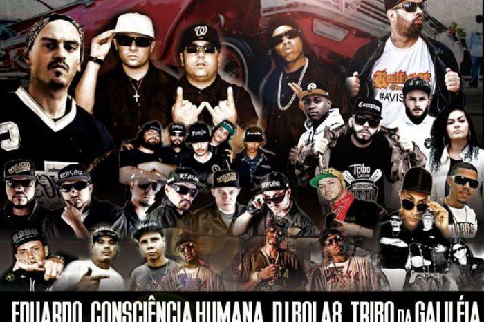 """Domingo dia 18/12 tem """"Rap Natal Solidário 013"""" em Cubatão/SP - (Clique e Compartilhe)"""