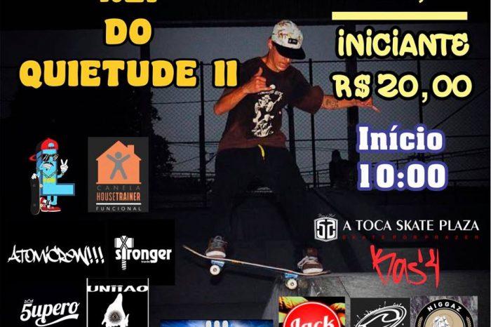 """Legendários Skate Shop Apresenta: Campeonato de Skate """"Rei do Quietude II"""" dia 11/12 - (Clique e Compartilhe)"""