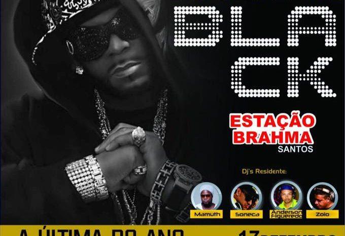 """Projeto Chocolath Chic Apresenta: Balada Black """"A Última do Ano"""" dia 17/12 em Santos/SP - (Clique e Compartilhe)"""