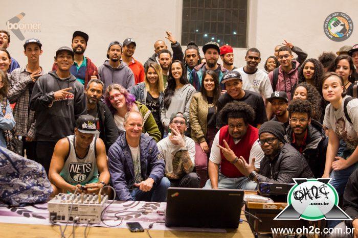 """Fotos do Projeto Muito Prazer! Meu nome Hip Hop """"Infinity Class"""" com o Rapper Marcello Gugu - Santos/SP - (Clique e Compartilhe)"""