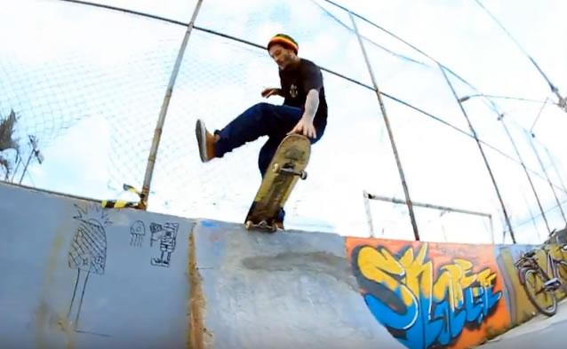 """A marca 1st Trick de SkateBoard acaba de soltar na Web o vídeo """"Rua Japão"""" com o time completo - (Clique e Compartilhe)"""