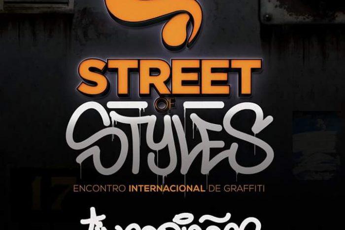 6° Edição do Street of Styles - Encontro Internacional de Graffiti em Curitiba/PR - (Clique e Compartilhe)