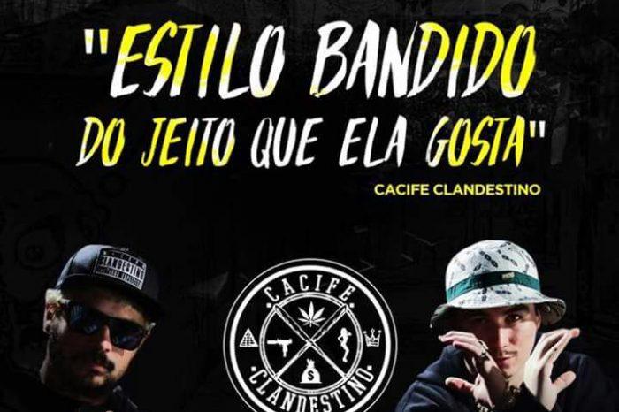 RaggaRAP com Cacife Clandestino em Santos/SP (sábado) dia 28/01 - (Clique e Compartilhe)