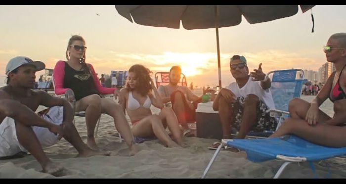 NO AR - Videoclipe do Rapper Eddy - Caiçara Nato (Prod. Della Beats) diretamente da Praia Grande/SP - (Clique e Compartilhe)