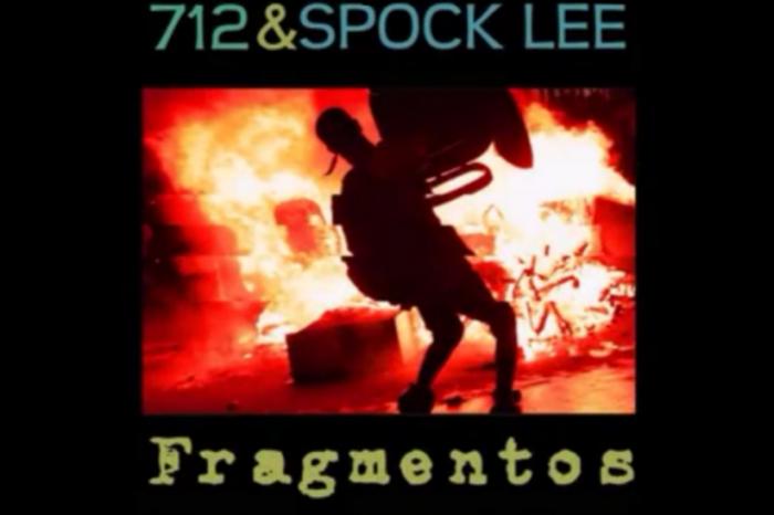 """Os Rappers Gabriel """"712"""" e Spock Lee apresentam: Fragmentos do Cotidiano Enfermo - (Clique e Compartilhe)"""