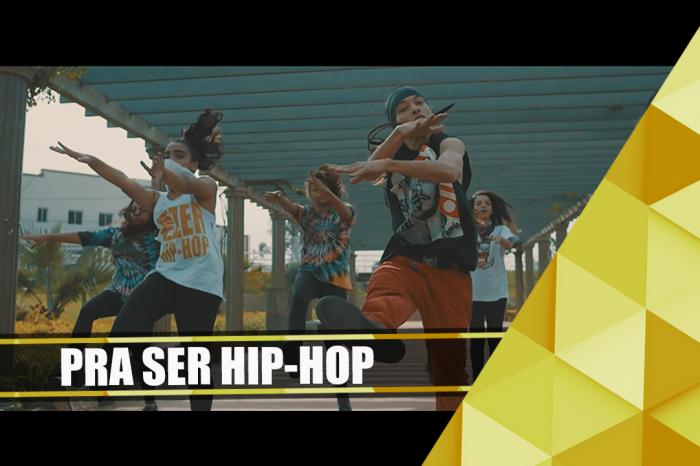 """PrazerCrew, acaba de Lançar o Vídeo Clipe Oficial """"Pra ser Hip-Hop"""" de """"T h MC"""" - (Clique e Compartilhe)"""