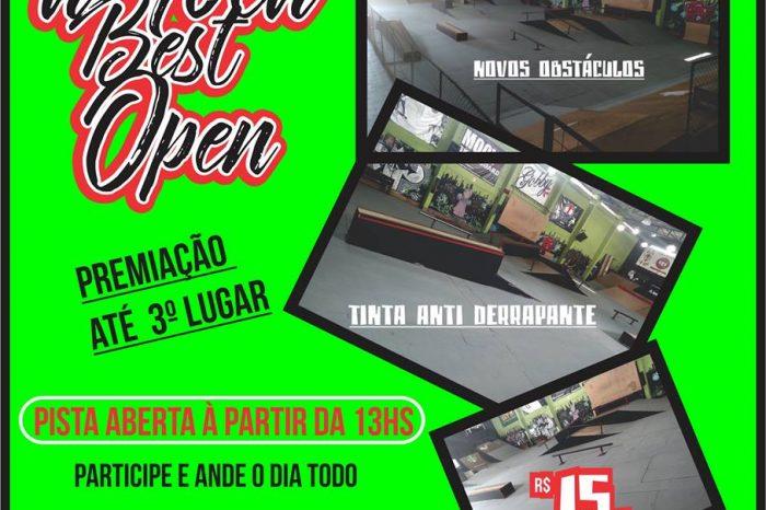 """A Toca Skate Plaza Apresenta dia 25/02/17 sábado """"A TOCA BEST OPEN"""" com Novos Obstáculos - (Clique e Compartilhe)"""