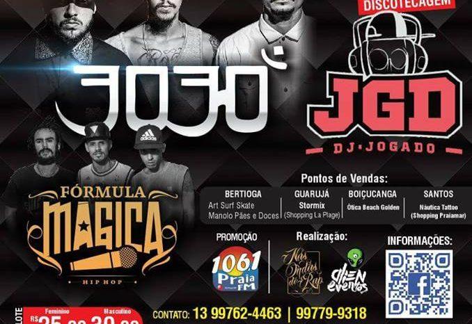 """Movimento """"Trocando Azideia"""" Convida 3030 pela Primeira vez na Cidade de Bertioga / SP - (Clique e Compartilhe)"""