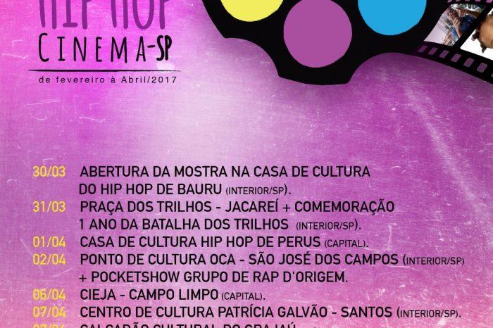 """Videoclipe """"Todos Nós Somos"""" de Rica Silveira é o Representante de Santos na 2° Mostra Hip Hop de Cinema SP - (Clique e Compartilhe)"""