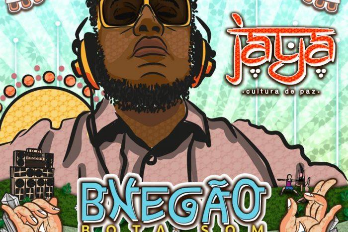 """Yoga Shakti e Jaya - Cultura de Paz Apresentam """"BNegão Bota Som"""" dia 09/04 em Santos/SP - (Clique e Compartilhe)"""