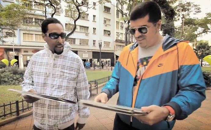 """DJ Hum e Tio Fresh - """"Homenagem"""" Video Clipe Oficial - (Clique e Compartilhe)"""
