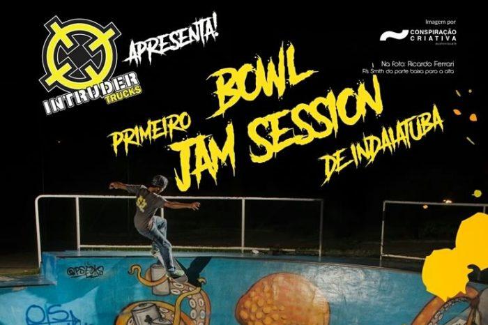 1º Bowl Jam Session de Skate em Indaiatuba/SP - (Clique e Compartilhe)