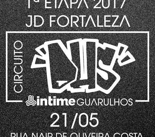 """Circuito DHS INTIME """"1ª ETAPA 2017"""" no Jd Fortaleza em Guarulhos/SP- (Clique e Compartilhe)"""