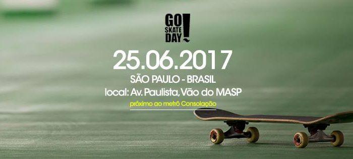 """Está Chegando o Dia mais Esperado do Ano por Todos os Skatistas! """"8ª Edição do Go Skate Day SP"""" - (Clique e Compartilhe)"""