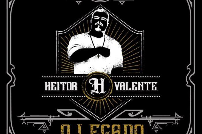 """Rapper e Produtor Musical Heitor Valente acaba de lançar o CD intitulado """"O Legado"""" - (Clique e Compartilhe)"""