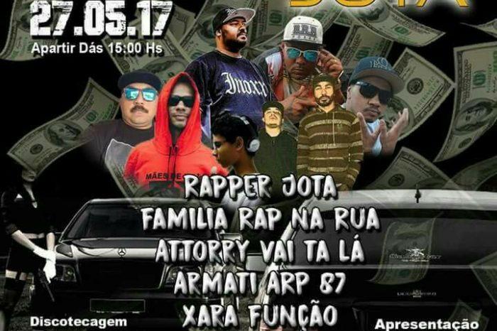 Casa de Cultura Itaim Paulista apresenta Lançamento do CD do Rapper Jota - (Clique e Compartilhe)