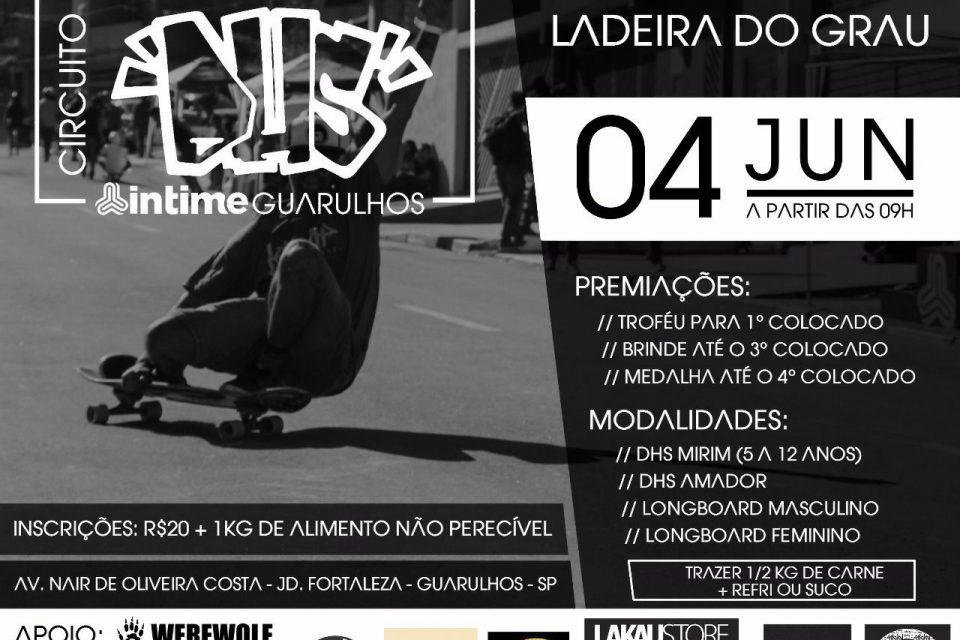 """Circuito DHS INTIME """"1ª ETAPA 2017"""" no Jd Fortaleza em Guarulhos/SP - (Clique e Compartilhe)"""