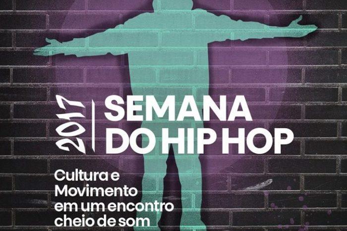 Confira a Programação da Semana do Hip Hop 2017 em Praia Grande/SP - (Clique e Compartilhe)