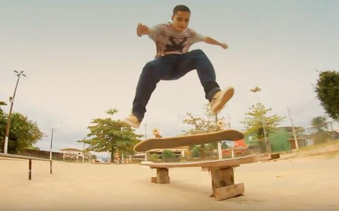 """Canal Skate Podre apresenta Na Pele do Amador com """"Bruno Roque"""" do Guarujá/SP - (Clique e Compartilhe)"""
