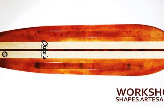 10° Edição do Workshop de Shapes Artesanais em Santo André/SP - (Clique e Compartilhe)