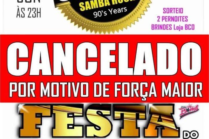 """""""CANCELADO"""" Projeto – Black Charm 4º Edição """"Festa do Branco"""" dia 10/06 em São Vicente/SP – (Clique e Compartilhe)"""