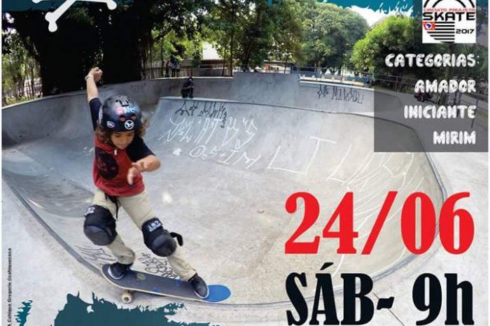 """Circuito Paulista de Skate 2017 """"BOWL-BANKS"""" - 3° Etapa Mooca/SP - (Clique e Compartilhe)"""