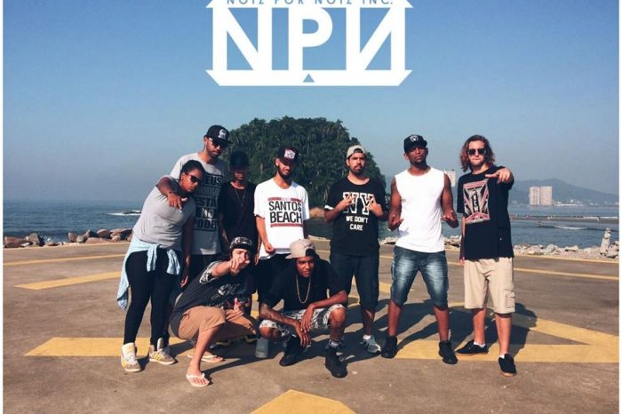 """Noiz por Noiz uma Banca Formada com 12 Integrantes, Acaba de Lançar o Clipe """"NOIZ POR NOIZ VOL.1"""" - (Clique e Compartilhe)"""