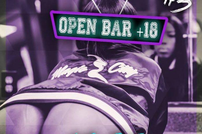 """3ª Edição da Festa Social Trap """"Open Bar + 18"""" em Praia Grande/SP - (Clique e Compartilhe)"""