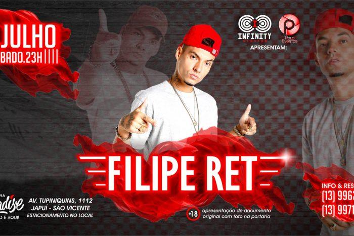 Baile do Camarote com o Rapper Filipe Ret no Marina Paradise em São Vicente/SP - (Clique e Compartilhe)